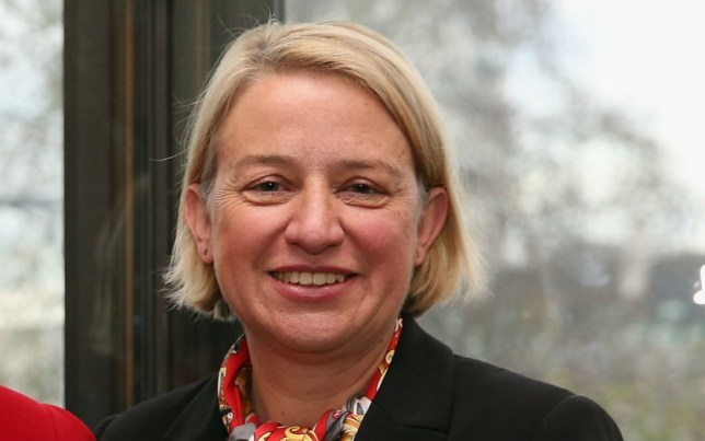 Green Party leader Natalie Bennett is 'open' to the idea of three-way marriages (Picture: Getty Images)