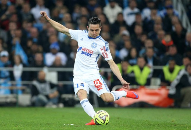 Florian Thauvin is reportedly being targeted by Tottenham