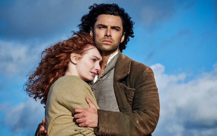 There's not a dry eye in the house as Poldark reaches its finale