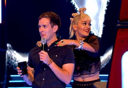EXCLUSIVE The Voice: 'Stevie was uncomfortable with Rita Ora's flirting' former contestant Daniel Duke reveals what went on behind the scenes