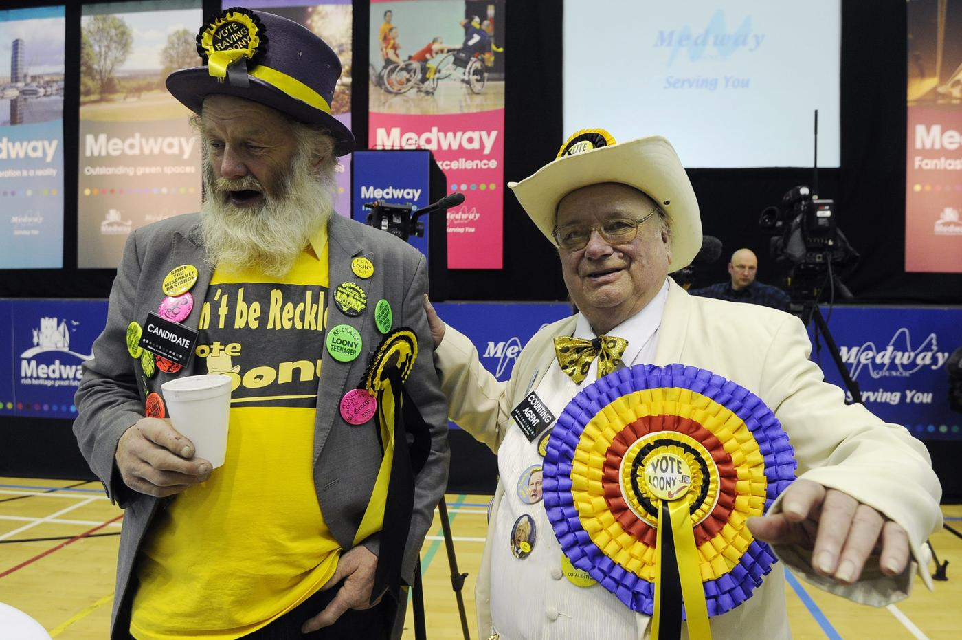 9 oddest political parties and candidates in the General Election