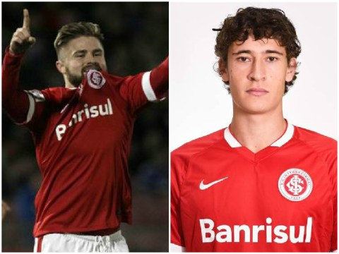 Manchester United 'have Internacional duo Eduardo Sasha and Rodrigo Dourado watched, transfer offers could be made'