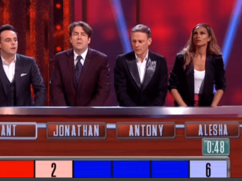 11 times the Saturday Night Takeaway and The Chase crossover was the funniest thing ever