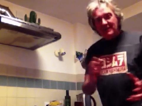 Forget Top Gear, James May brings you top Carbonara in new cooking tutorial