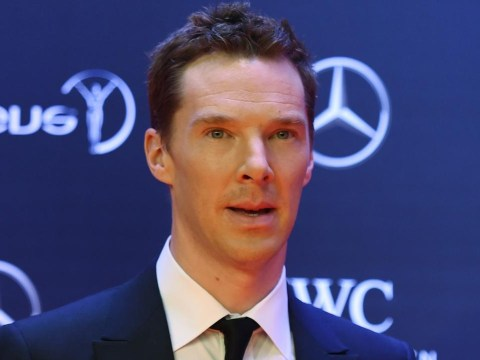 Benedict Cumberbatch 'spending hours with a personal trainer' in preparation for Doctor Strange