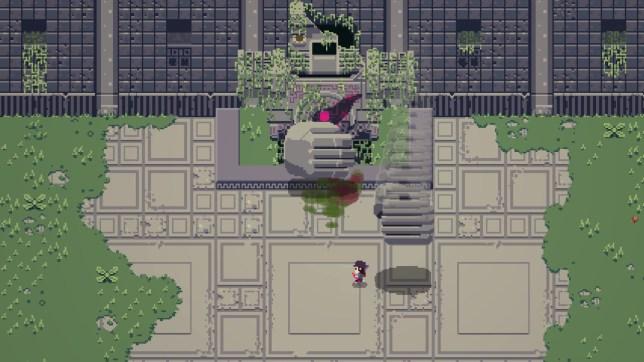 Titan Souls (PC) - one arrow, one boss