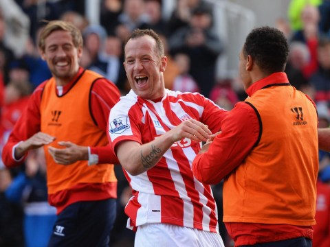 Another Charlie Adam strike continues to cover the cracks at Stoke City