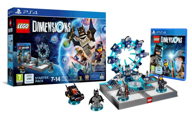 Lego Dimensions - the ultimate crossover