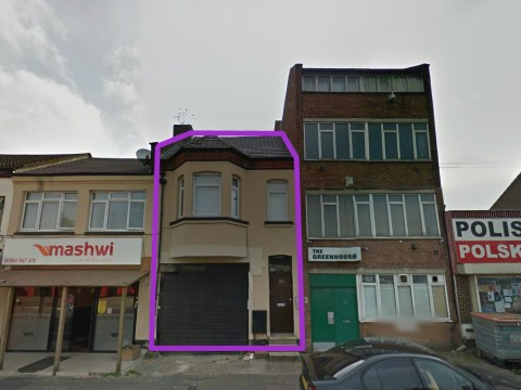 UKIP opens office next to Turkish takeaway, Lebanese restaurant, gay sauna and Polish shop