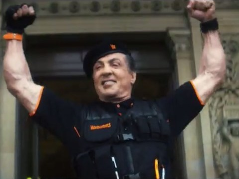 Sylvester Stallone's Warburtons' advert was one of the best things on Saturday night telly