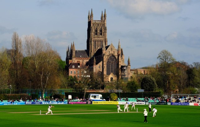 Worcestershire v Yorkshire - LV County Championship Stu Forster/Getty Images