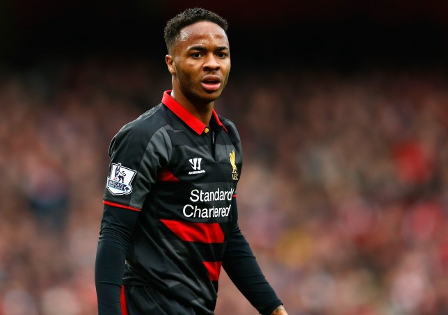 LONDON, ENGLAND - APRIL 04:  Raheem Sterling of Liverpool looks on during the Barclays Premier League match between Arsenal and Liverpool at the Emirates Stadium on April 4, 2015 in London, England.  (Photo by Julian Finney/Getty Images)