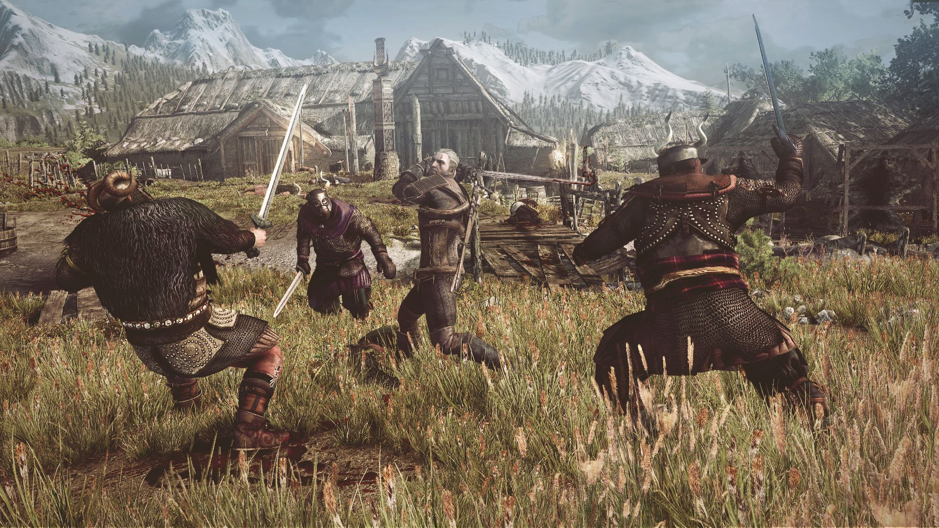 The Witcher 3: Wild Hunt (PS4) - bigger than Skyrim