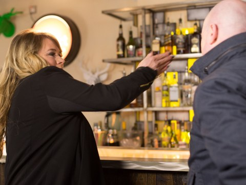 Sharon Mitchell meets her father in EastEnders and Jenny Bradley schemes in Coronation Street: 10 soap spoiler pictures revealed