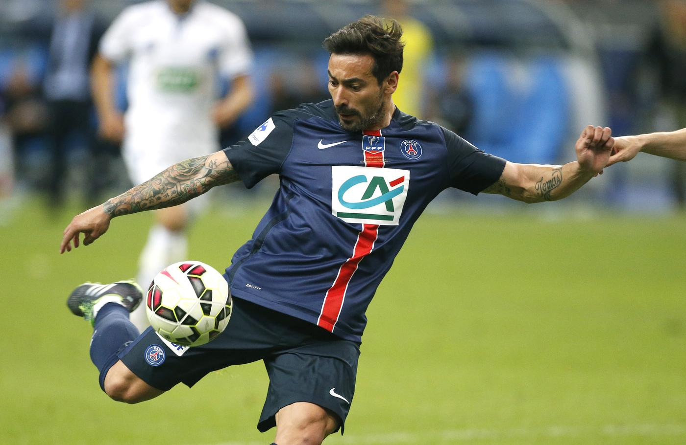 Boost for Tottenham Hotspur as PSG 'want to sell £10m-rated Ezequiel Lavezzi in summer transfer window'