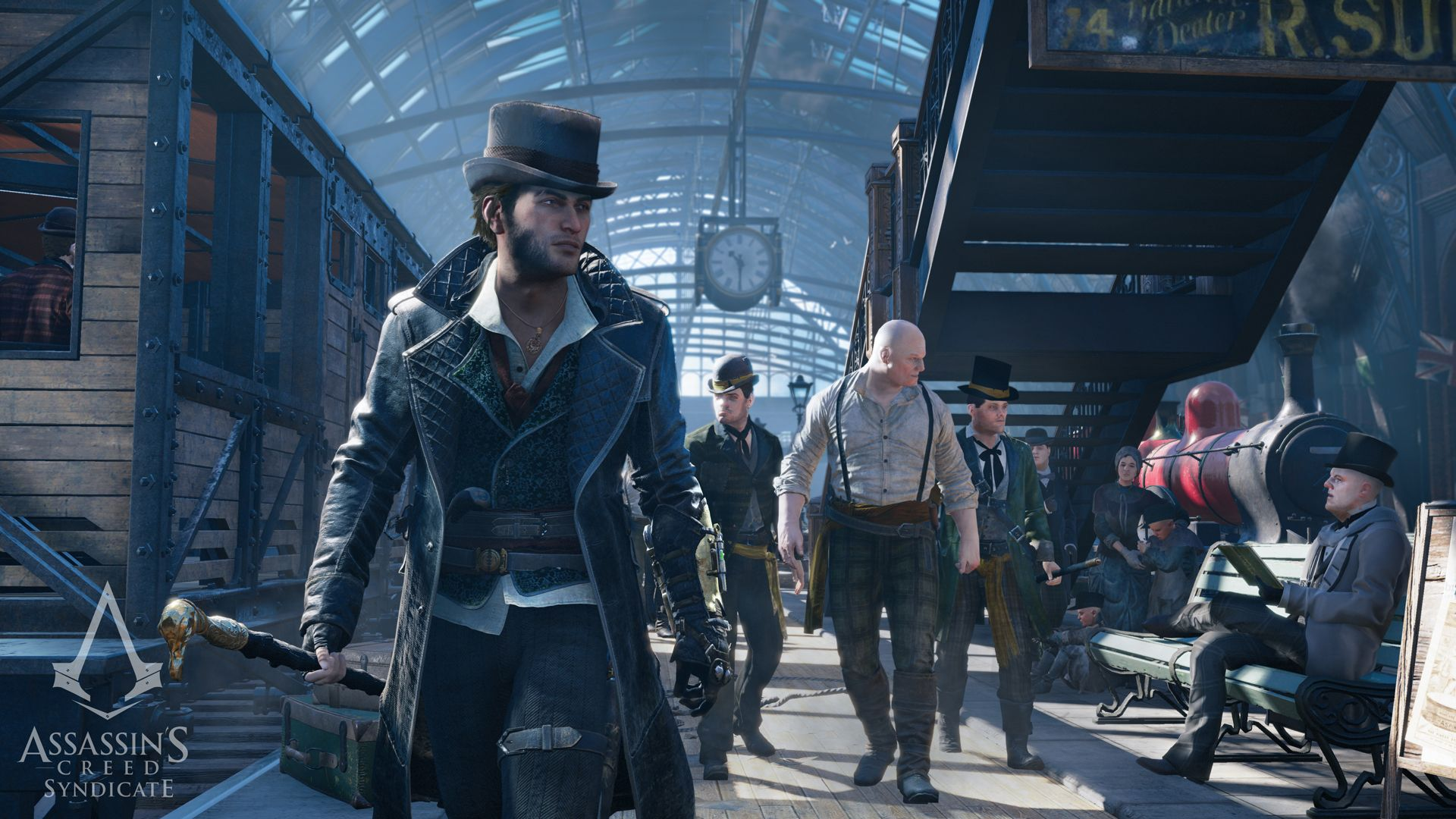 Assassin's Creed Syndicate - does it count as the sixth game, the ninth, or more?