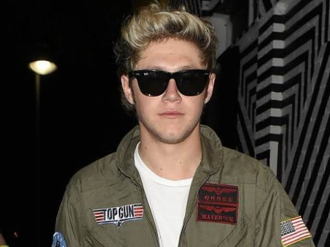 Niall Horan takes our breath away in full Top Gun gear for Laura Whitmore's 30th birthday party