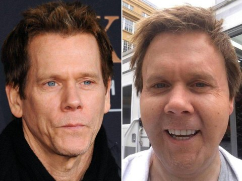 What's happened to Kevin Bacon? Actor looks completely unrecognisable in bloated selfie