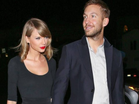 Ellie Goulding reveals she played matchmaker for BFFs Taylor Swift and Calvin Harris because they're both TALL