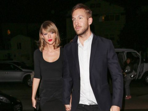 Errr… Taylor Swift and Calvin Harris 'stimulated by their unique approaches to songwriting'
