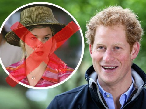 Prince Harry doesn't want you to think he's a desperate singleton like Bridget Jones