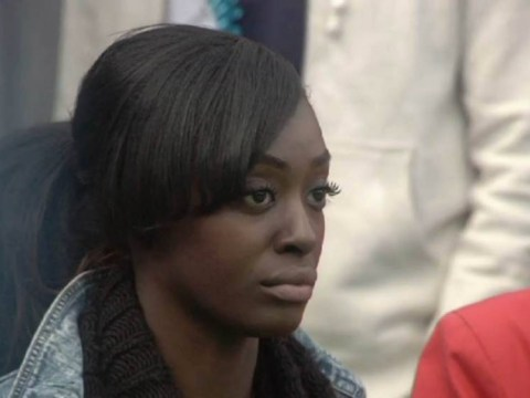 Adjoa is the favourite to be booted first from the Big Brother house