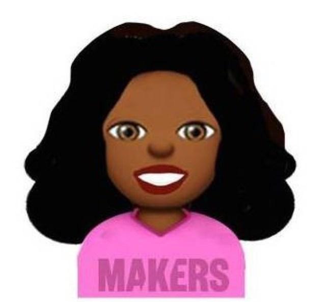 """MAKERS Emojis: """"Femojis"""" http://www.makers.com/blog/makers-femojis-female-emojis"""