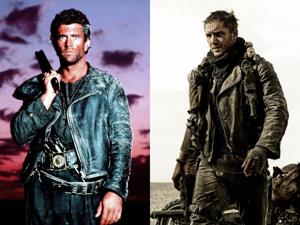 Mel Gibson or Tom Hardy… who is the ultimate Mad Max?