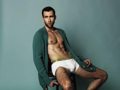 Harry Potter's Neville Longbottom is super hot in new semi-naked photo shoot