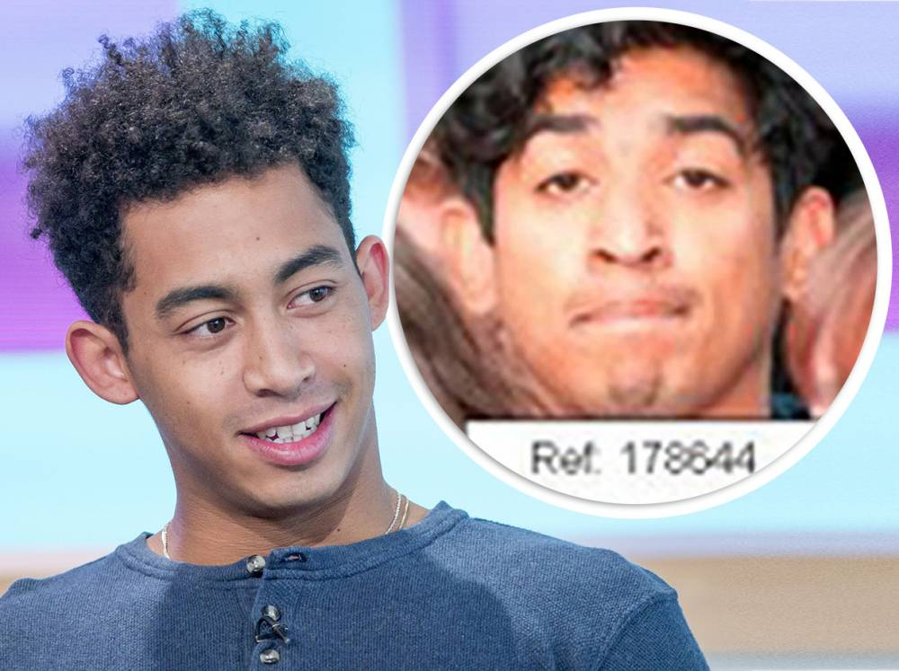 This guy wanted by the police looks a lot like Jordan from Rizzle Kicks