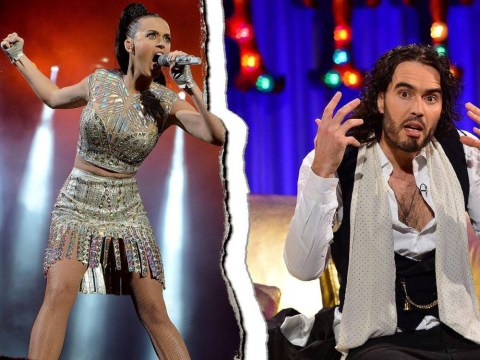 Katy Perry admits that ex-partner Russell Brand remains estranged following text divorce request