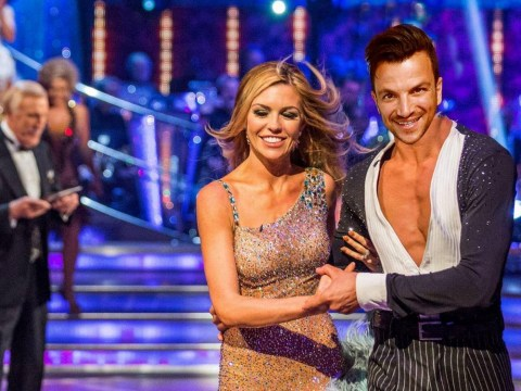 Peter Andre has been confirmed for Strictly Come Dancing!