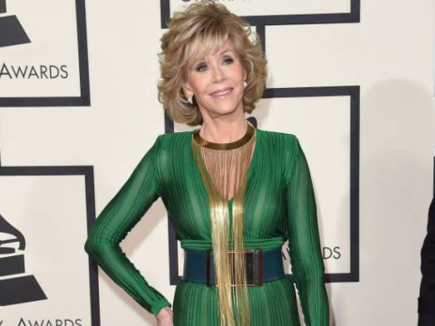 Body confident Jane Fonda really rates her rear: 'I've always had a good bum'