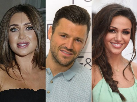 Lauren Goodger trashes rumours about crashing Mark Wright and Michelle Keegan's wedding