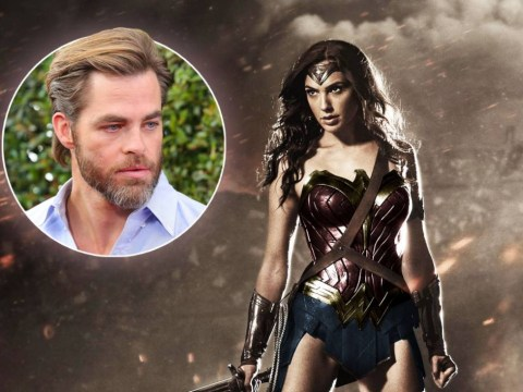 Chris Pine is being eyed up for role in Wonder Woman