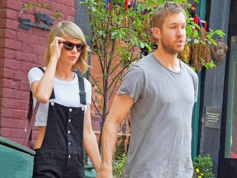 And the engagement rumours start: Calvin Harris said to be shopping for $500k ring for Taylor Swift