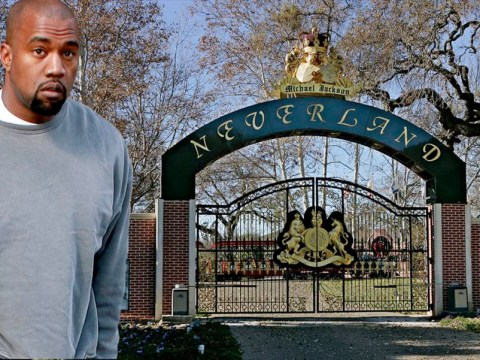 Are Kanye West and Kim Kardashian set to become the new owners of Michael Jackson's Neverland ranch?