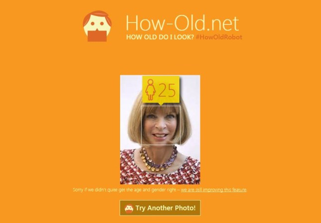 Anna Wintour how old