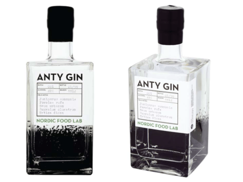 Introducing Anty Gin – it's gin flavoured with 'the essence of ants'