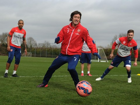 Tomas Rosicky 'set to leave Arsenal during summer transfer window'