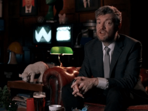 Charlie Brooker just proved the election campaign has been absolutely ridiculous