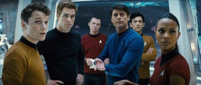 Film, 'Star Trek' (2009)  Crew members Directed by: J.J. Abrams
