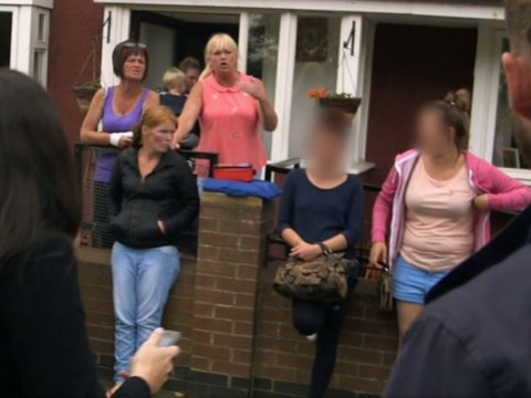 Viewers rally round the residents of Benefits Street series 2 over clashes with the press