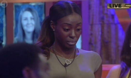 Big Brother Adjoa nomination