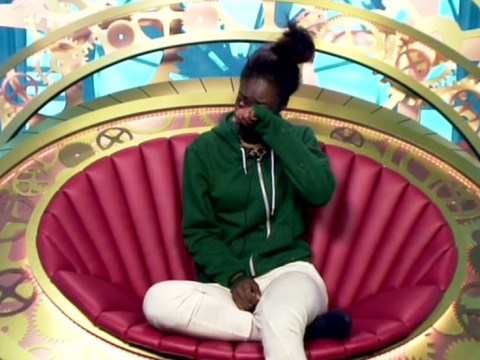 'It's like hell': Adjoa Mensah doesn't seem to be enjoying the Big Brother experience