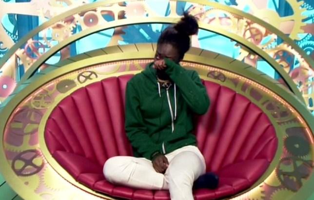 Big Brother's Adjoa Mensah