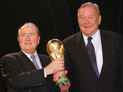 Football coming home? Fifa told to give England the 2018 World Cup