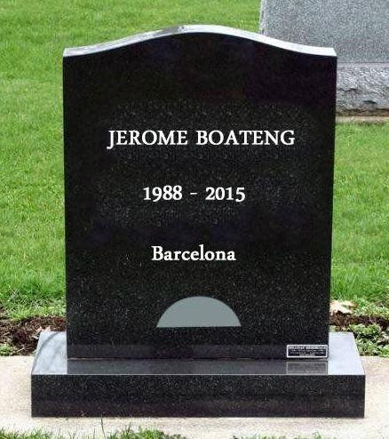 Jerome Boateng gets trolled on Twitter after Lionel Messi humiliates him during Barcelona v Bayern Munich