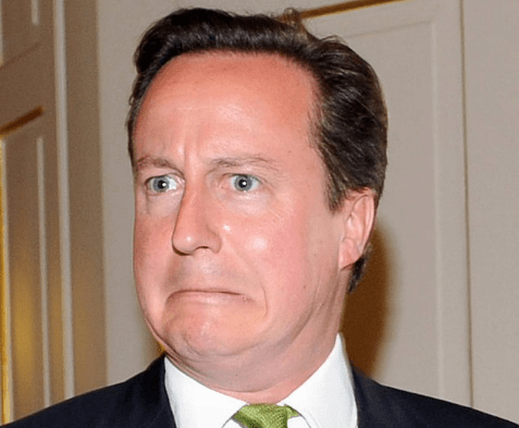 David Cameron is the best-looking political party leader, apparently
