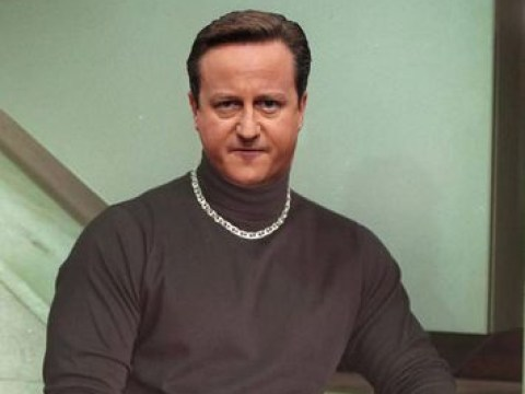 The picture David Cameron doesn't want you to see